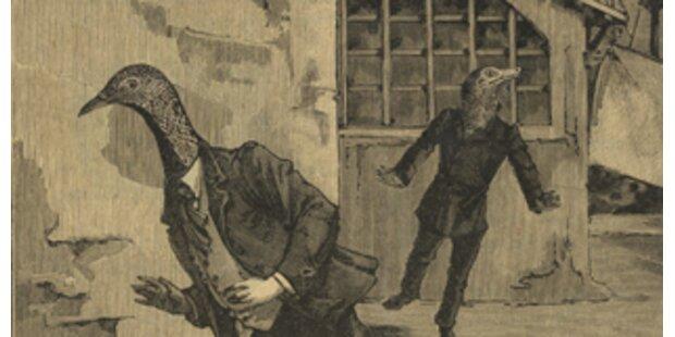 Max Ernsts surreale Suchbilder