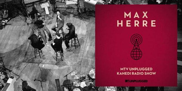 Herre mit neuem  'MTV Unplugged