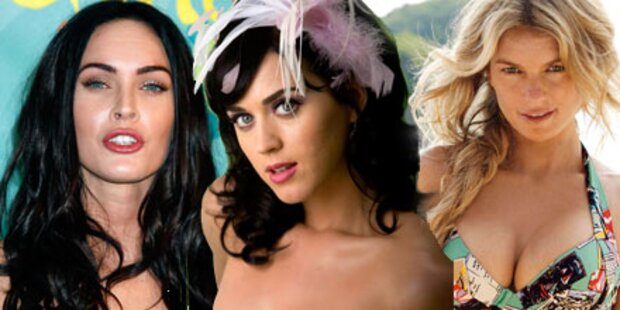Katy Perry ist Maxims heißeste Frau 2010