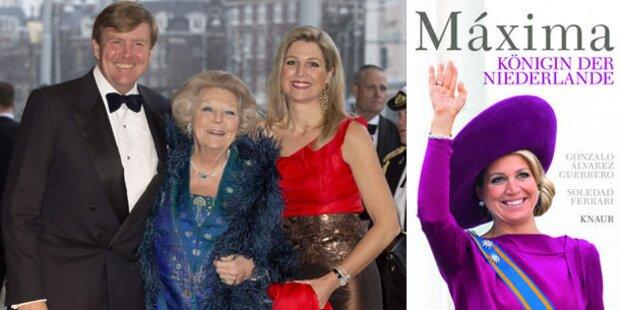 Königin Beatrix ließ Máxima beschatten
