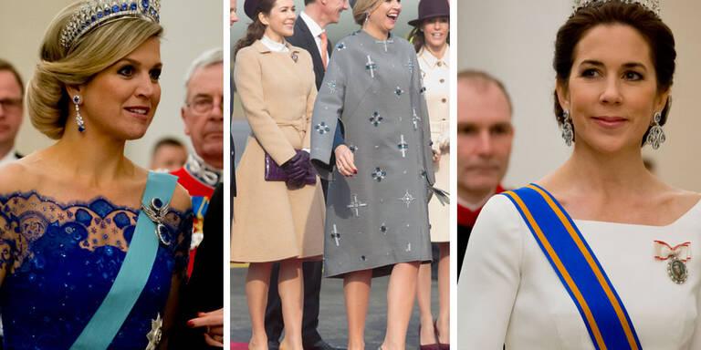 Gipfeltreffen der Stil-Königinnen