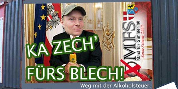 Gemeindebau-Maxl gründet Partei