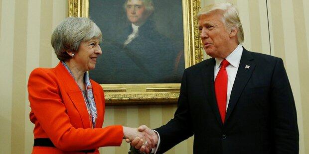 USA und Großbritannien bekennen sich zu Nato