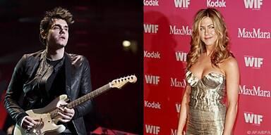 Mayer leidet unter Trennung von Aniston