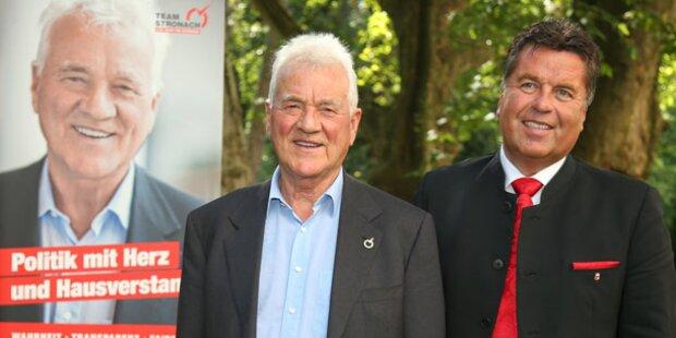 Landesrat Mayr kritisiert Frank Stronach