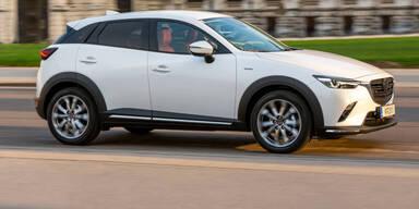 Mazda CX-3: Mehr Ausstattung, weniger Motoren