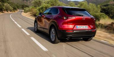Mazda CX-30 ab sofort in Österreich