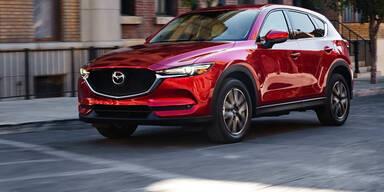 Das ist der völlig neue Mazda CX-5