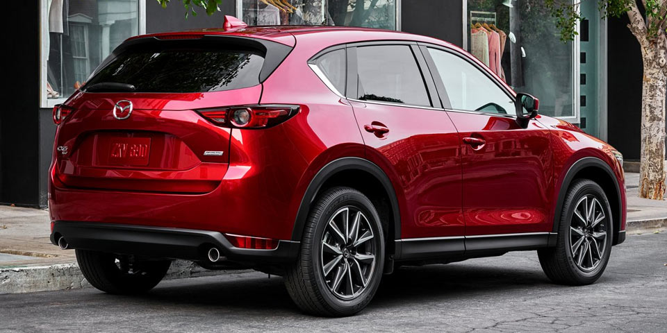 Neuer Mazda Cx 5 2017 Alle Infos Und Fotos Der Zweiten Generation