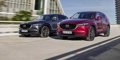 Mazda CX-5 bekommt neuen Top-Motor