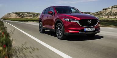 Mazda muss CX-5-Produktion aufstocken