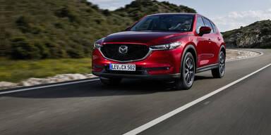 Mazda verpasst dem CX-5 ein Update