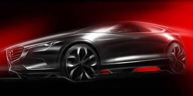 Mazda zeigt neues SUV-Flaggschiff
