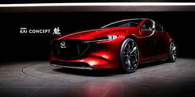 So sportlich wird der neue Mazda3