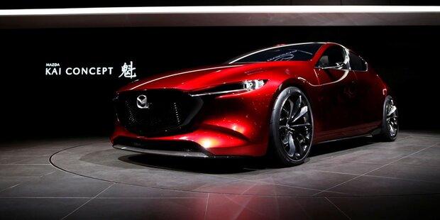 So sportlich wird der neue Mazda3 2018 - da wird selbst ...