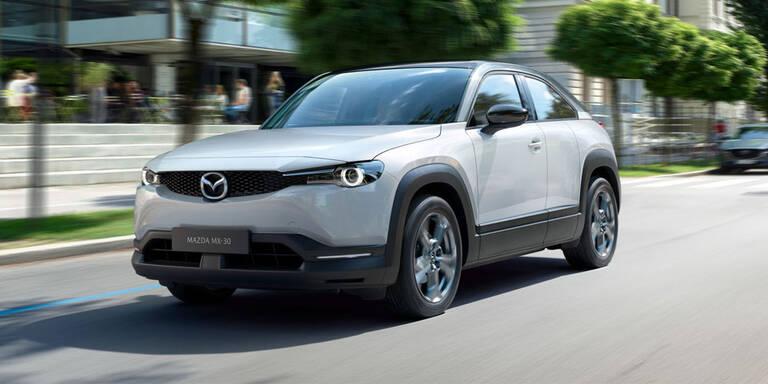 Alle Österreich-Infos zum ersten Elektro-Mazda MX-30