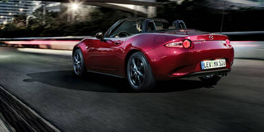 Mazda macht den MX-5 jetzt stärker