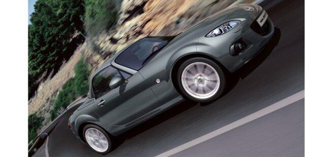 Mazda verpasst dem MX-5 ein Upgrade