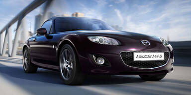 Mazda bringt Sondermodelle
