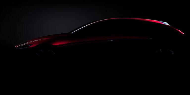 """Neuer Mazda3 und erster """"Biesel""""-Motor"""