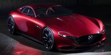 Mazda RX zur schönsten Studie gewählt