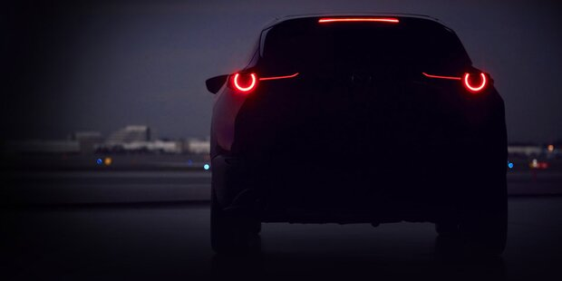 Mazda greift mit völlig neuem SUV an