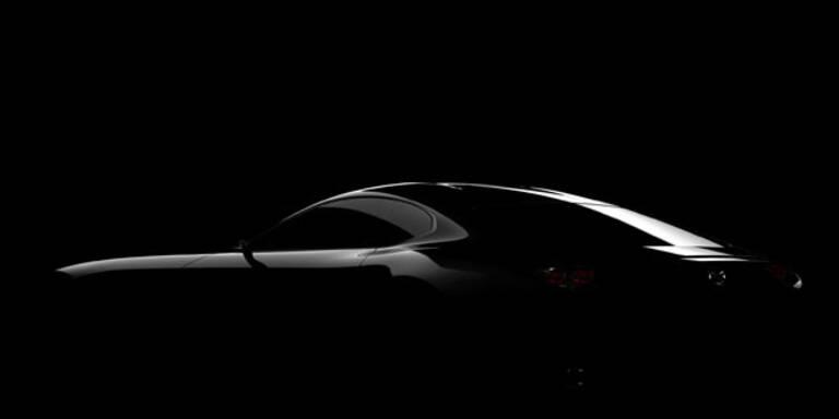 Mazda kündigt neuen Sportwagen an