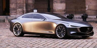 """Große Ehre für das Mazda """"Vision Coupe"""""""
