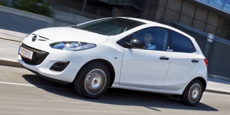 Jetzt startet der Mazda2