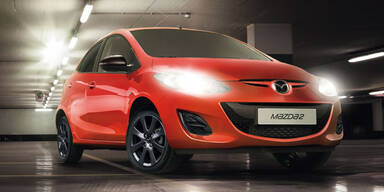 "Mazda2 ""Tamura"" geht an den Start"
