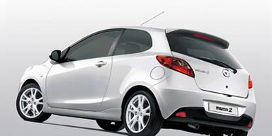Mazda2 zum weltweit besten Auto gewählt