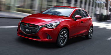 So kommt der neue Mazda2