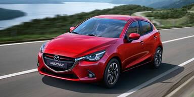 So fährt sich der neue Mazda 2