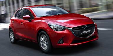 Neuer Mazda2 legt ordentlich zu