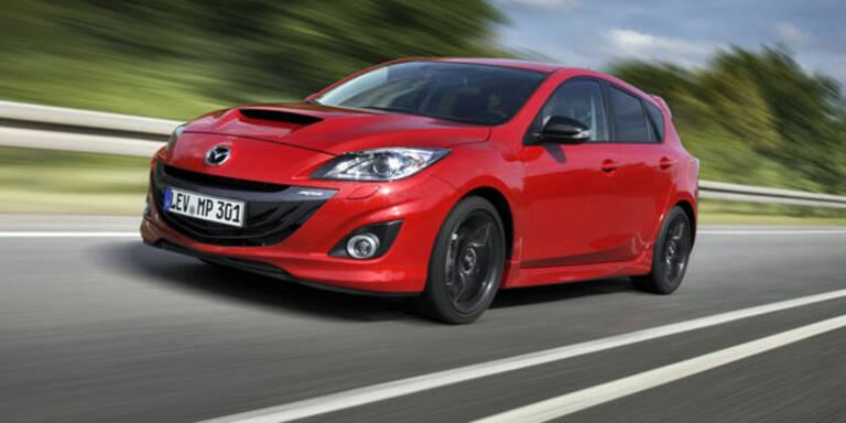 Facelift für den Mazda3 MPS