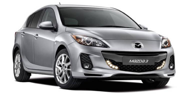 """Start für den Mazda3 """"Silverline"""""""