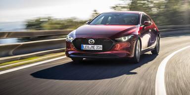 """Mazda3 mit dem """"Wunder-Benziner"""" bestellbar"""