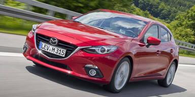 Der brandneue Mazda3 im Test