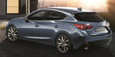 Mazda3 kommt jetzt als Takumi