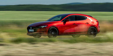 "Mazda3 ab sofort mit ""Wunder-Motor"""