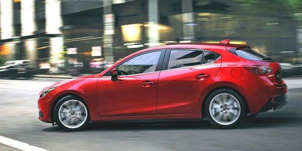 So sportlich kommt der neue Mazda3