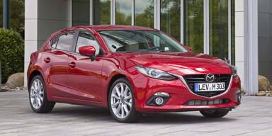 Das kostet der brandneue Mazda3