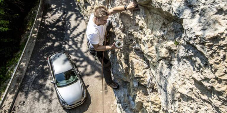 Mazda 3 bei GPS-Schnitzeljagd gewinnen
