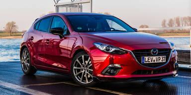 Neues Stylingpaket für den Mazda3