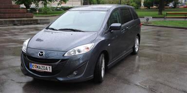 Familienversteher Mazda 5 CD 116 im Test
