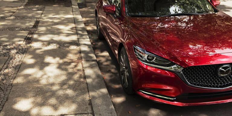 Weiteres Facelift für den Mazda6