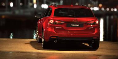 Alle Infos vom Mazda6 Sport Combi