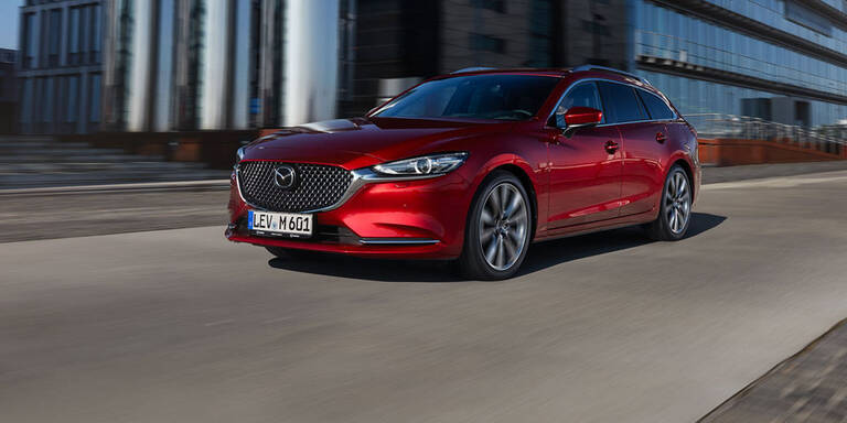 """Alle Österreich-Infos vom """"neuen"""" Mazda6"""
