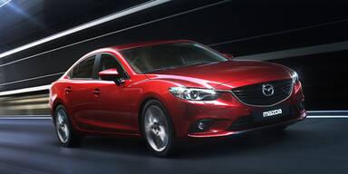 Alle Infos vom neuen Mazda6