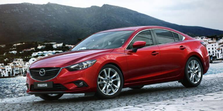 Das kostet der neue Mazda6 (2013)